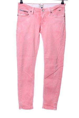 """Hilfiger Denim Hüfthose """"Natalie 7/8"""" pink"""