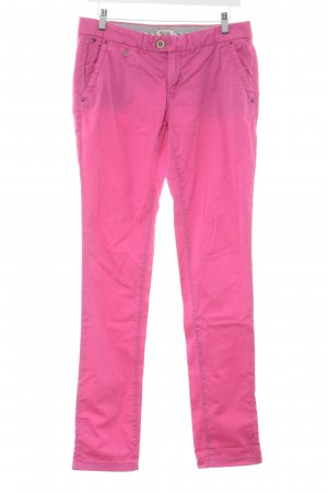 Hilfiger Denim Hüfthose pink Casual-Look
