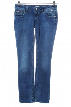 Hilfiger Denim Low Rise jeans blauw casual uitstraling