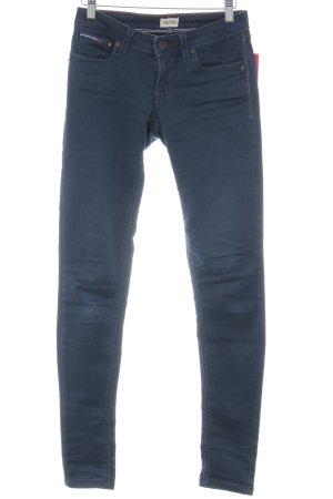 Hilfiger Denim Vaquero hipster azul oscuro look casual