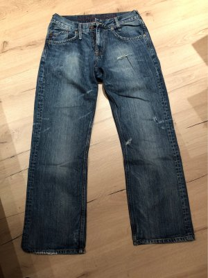 Hilfiger Denim Boyfriend Jeans dark blue