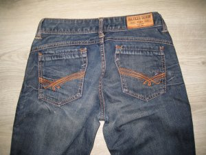 Hilfiger Denim Jeans Boot Cut Gr.S/36 Blau