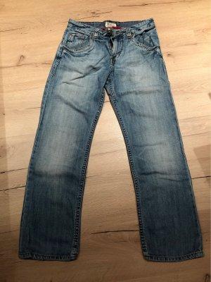 Hilfiger Denim Boyfriend Jeans azure