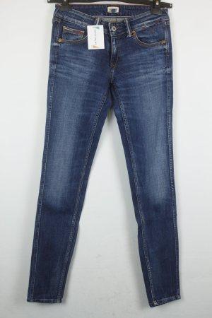 Hilfiger Denim Jeans Low Rise Skinny Gr. 27 blau | Modell: Sophie