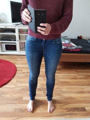 Hilfiger Denim Jeans skinny blu scuro