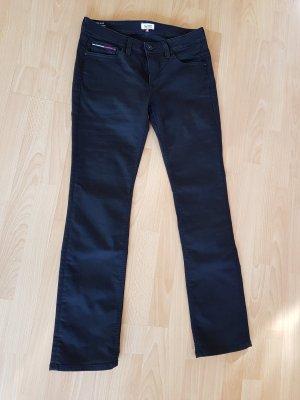 Hilfiger Denim Jeans, straight leg, Dark black