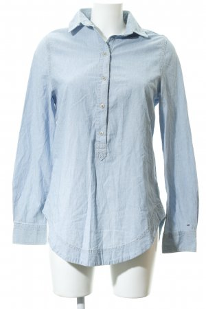 Hilfiger Denim Camicia denim azzurro stile semplice