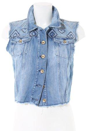 Hilfiger Denim Jeansjacke blau Casual-Look