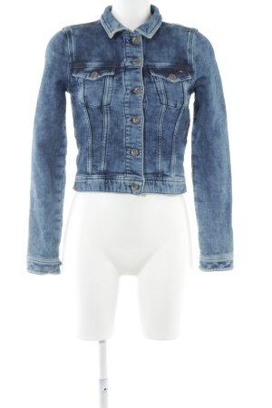 Hilfiger Denim Jeansjacke blau Jeans-Optik