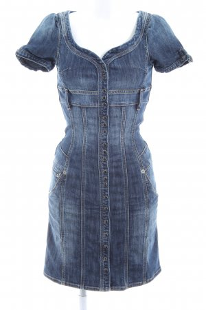 Hilfiger Denim Jeanskleid blau Casual-Look