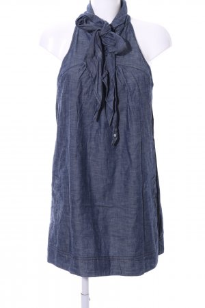 Hilfiger Denim Jeanskleid blau meliert Casual-Look