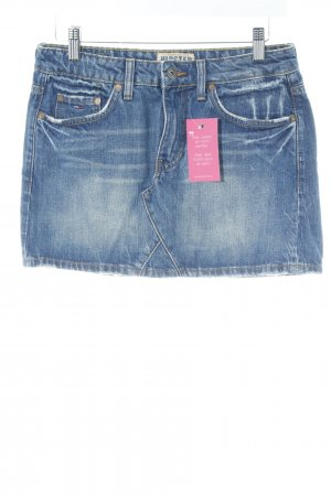 Hilfiger Denim Gonna di jeans blu stile casual