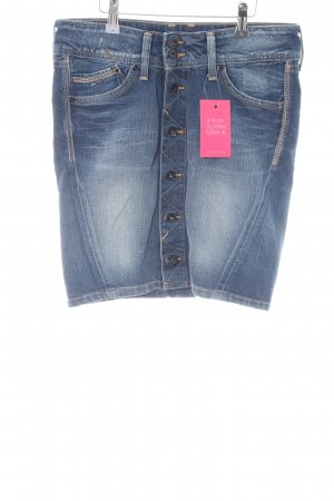 Hilfiger Denim Jeansrock blau Casual-Look