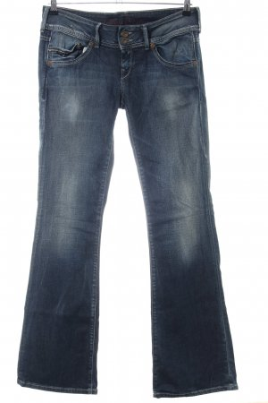 Hilfiger Denim Jeansschlaghose blau Casual-Look