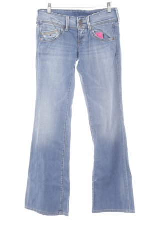 Hilfiger Denim Vaquero acampanados multicolor look casual