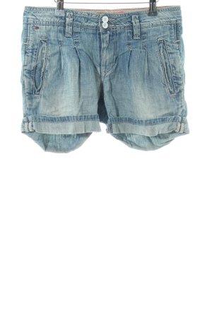 Hilfiger Denim Short en jean bleu style mode des rues