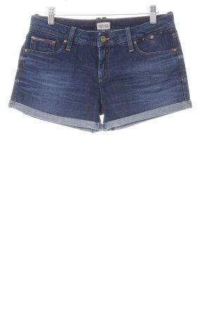 Hilfiger Denim Jeansshorts dunkelblau Casual-Look