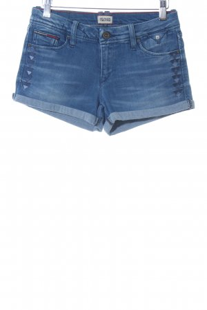 Hilfiger Denim Jeansshorts kornblumenblau Casual-Look