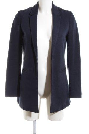 Hilfiger Denim Jerseyblazer blau Business-Look