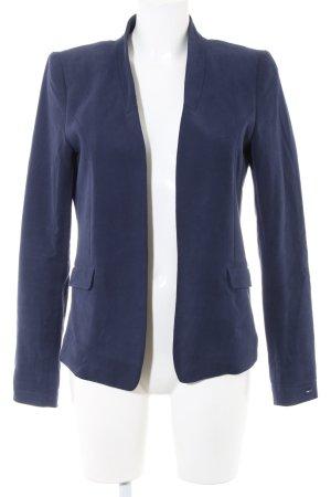 Hilfiger Denim Jerseyblazer blau Casual-Look