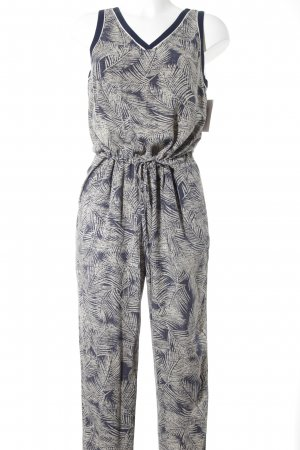 Hilfiger Denim Jumpsuit florales Muster Casual-Look