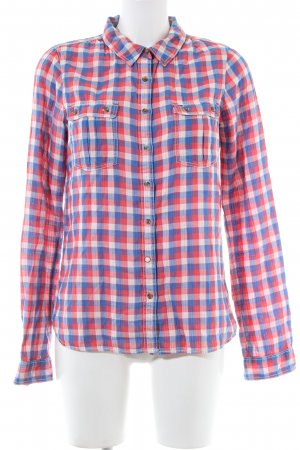 Hilfiger Denim Checked Blouse check pattern casual look