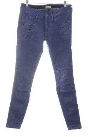 Hilfiger Denim Wortel jeans staalblauw extravagante stijl