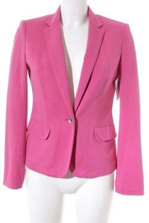Hilfiger Denim Kurz-Blazer pink Business-Look