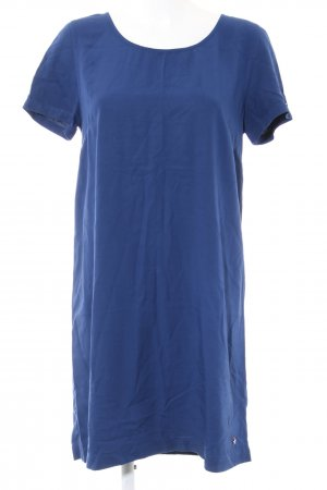 Hilfiger Denim Kurzarmkleid blau Casual-Look