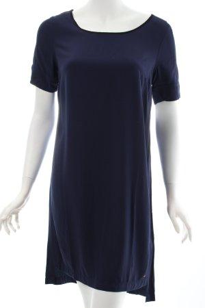 Hilfiger Denim Kurzarmkleid dunkelblau-schwarz Casual-Look