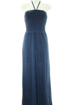 Hilfiger Denim Maxi abito blu elegante