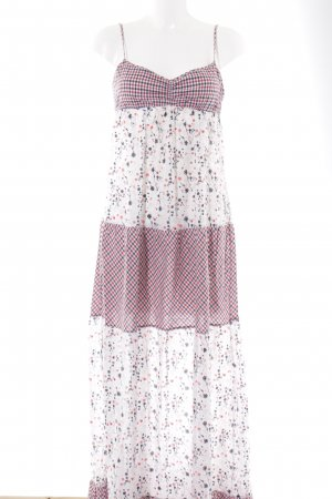 Hilfiger Denim Maxikleid Blumenmuster Beach-Look
