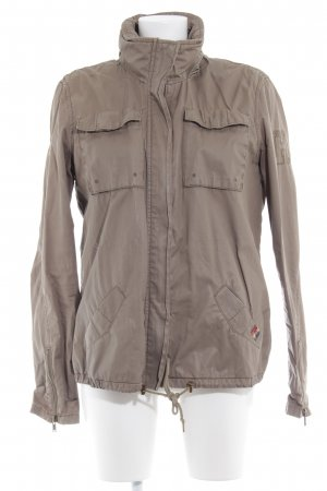 Hilfiger Denim Militaryjacke khaki Military-Look