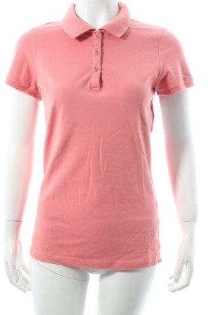 Hilfiger Denim Polo-Shirt lachs Casual-Look
