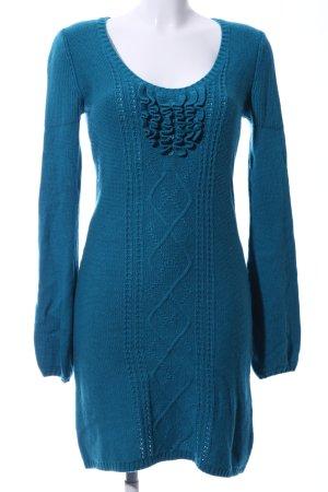 Hilfiger Denim Robe pull bleu style décontracté