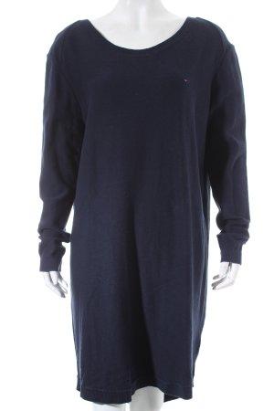 Hilfiger Denim Pulloverkleid dunkelblau Casual-Look