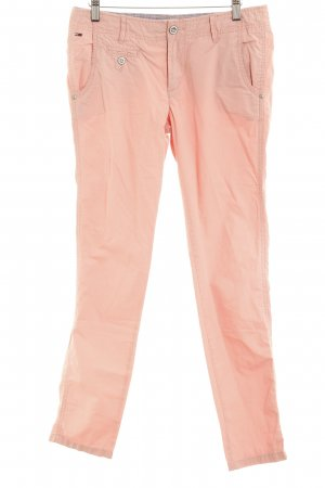Hilfiger Denim Pantalon cigarette rose style décontracté