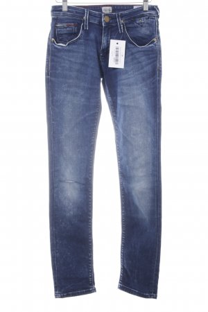 Hilfiger Denim Röhrenjeans blau Jeans-Optik