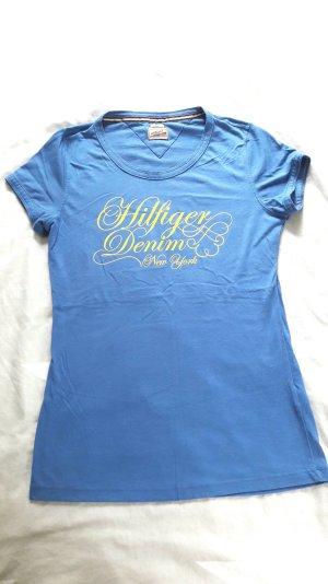 Hilfiger Denim Shirt Blau