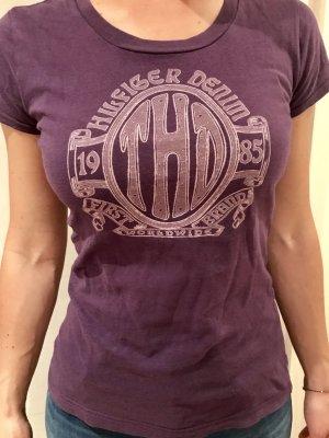 Hilfiger Denim Shirt lila M