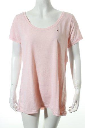 Hilfiger Denim Shirt rosé Casual-Look