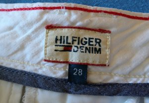 Hilfiger Denim Short Frida Classic White Gr. 28 (ca. 36)