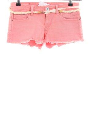 Hilfiger Denim Shorts pink Casual-Look