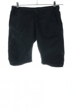 Hilfiger Denim Shorts schwarz Casual-Look
