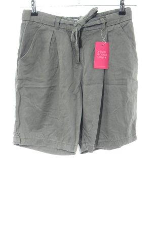 Hilfiger Denim Shorts hellgrau Casual-Look