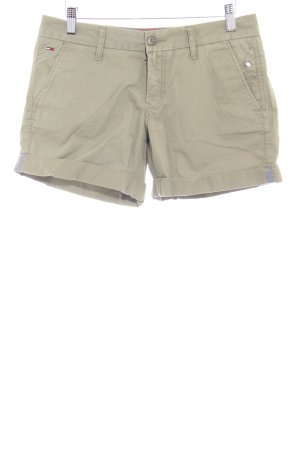 Hilfiger Denim Shorts grüngrau Casual-Look