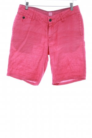 Hilfiger Denim Shorts magenta Casual-Look