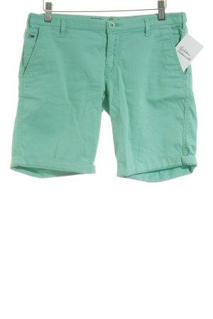 Hilfiger Denim Shorts mint Beach-Look