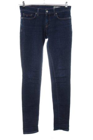 "Hilfiger Denim Skinny Jeans ""Nina Skinny"" blau"