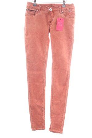 Hilfiger Denim Skinny Jeans rot Casual-Look